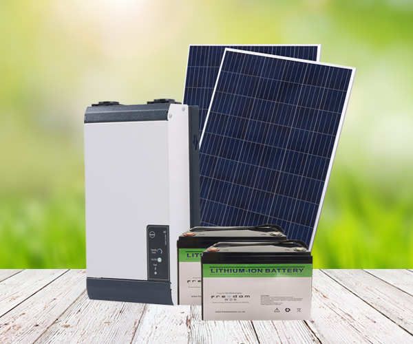 Solar-Lithium-ion-Batteries